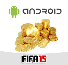 FIFA 15 Coins- Android 2999K